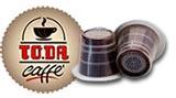 Capsule Toda Caffè Gattopardo compatibili Nespresso