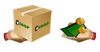 Eshop online contrassegno consegna