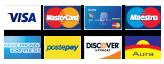 Pagamento acquisti online con carte credito