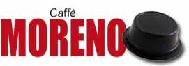 Caffè Moreno capsule compatibili A Modo Mio in promozione
