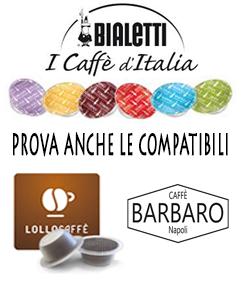 Capsule Bialetti Originali Caffè Italia