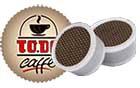 Toda Caffè capsule compatibili Lavazza Espresso Point