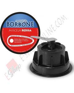Capsula Caffè Borbone compatibile Nescafè Dolce Gusto miscela Rossa