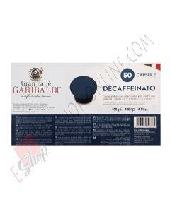 Capsule compatibili Lavazza Firma e Vitha Group di Caffè Garibaldi Gusto Intenso