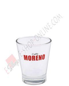 Bicchiere Caffè Moreno in Vetro