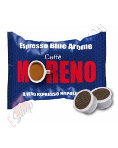 Caffe Moreno Blue Arome in capsule compatibili Lavazza Espresso Point