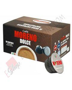 Capsule Caffè Moreno compatibili Dolce Gusto miscela Espresso Bar