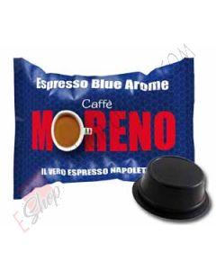 Caffe Moreno Blue Arome in capsule compatibili Lavazza A Modo Mio