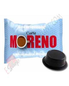 Caffe Moreno Decaffeinato in capsule compatibili Lavazza A Modo Mio