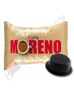 Negozio online a prezzi scontati di Caffe Moreno Espresso Bar in capsule compatibili Nespresso