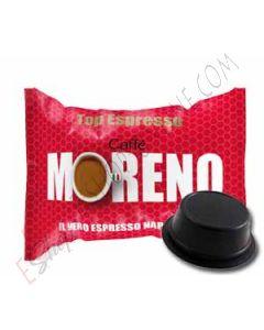 Caffe Moreno Top Espresso in capsule compatibili Lavazza A Modo Mio