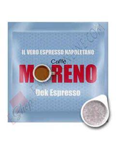 Negozio online a prezzi scontati di Caffe Moreno Top Espresso in cialde carta filtro 44 mm ese