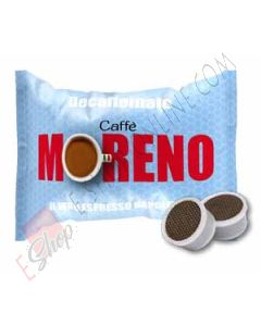 Caffe Moreno Deca in capsule compatibili Lavazza Espresso Point