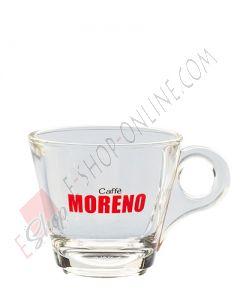 Tazzina Caffè Moreno in Vetro