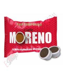 Negozio online a prezzi scontati di Caffe Moreno Blue Arome in capsule compatibili Lavazza Espresso Point
