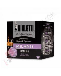 Capsula Bialetti Caffè d'Italia Milano 16 PZ