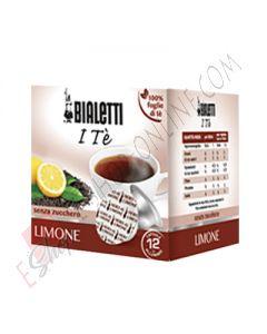 Capsule Bialetti Caffè d'Italia Tè al Limone