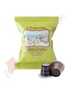 Capsule Gattopardo Nespresso Insonnia