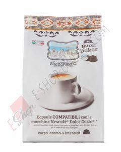 Capsula Toda Caffè Buon Gattopardo Dakar