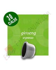 Negozio online a prezzi scontati di Lollo Caffe aromatizzato al ginseng in capsule compatibili espresso point