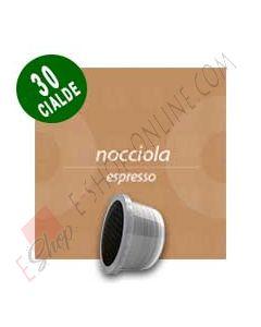 Negozio online a prezzi scontati di Lollo Caffe aromatizzato alla Nocciola in capsule compatibili espresso point