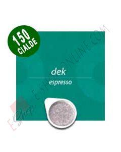 Negozio online a prezzi scontati di Lollo Caffe Oro Espresso in cialde carta filtro 44 mm ese