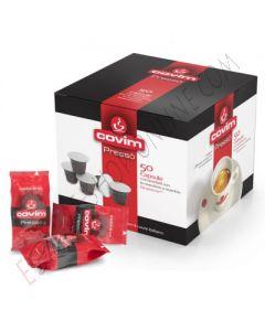 Capsula Covim Pressò Granbar compatibile Nespresso