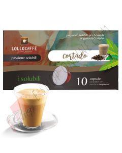 capsula lollo compatibile nespresso cortado solubile
