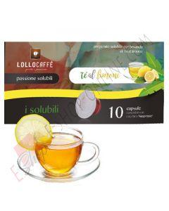 capsula lollo passionespresso the limone solubile