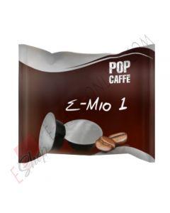 Capsule Pop Caffè E-Mio Intenso compatibili Modo Mio