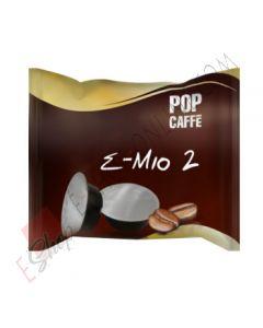 Capsule Pop Caffè E-Mio Cremoso compatibili Modo Mio