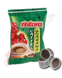 Capsule Ristora compatibili Lavazza Espresso Point di Caffè e Guarana