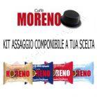 Kit assaggio Caffè Moreno di capsule compatibili con Lavazza A Modo Mio
