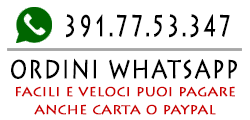 E-Shop negozio online numero WhatsApp